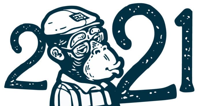 I nuovi Monkey propositi per il 2021